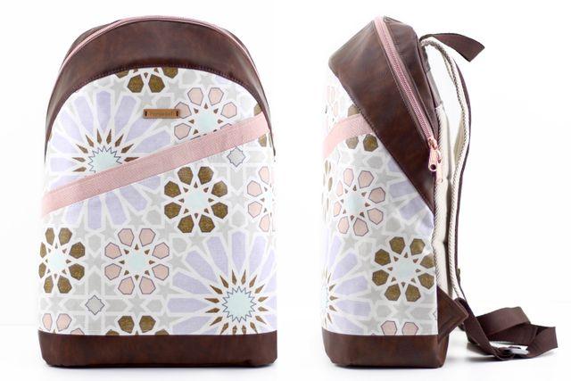Produktfoto von Hansedelli zum Nähen für Schnittmuster Roana