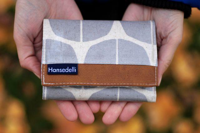 Produktfoto von Hansedelli zum Nähen für Schnittmuster Mr Ryks