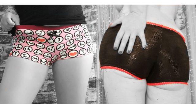 Produktfoto von Frau Ninchen zum Nähen für Schnittmuster Lulu