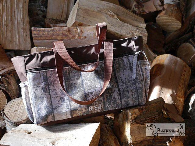 Produktfoto von NähDings zum Nähen für Schnittmuster Malme Shopping Bag