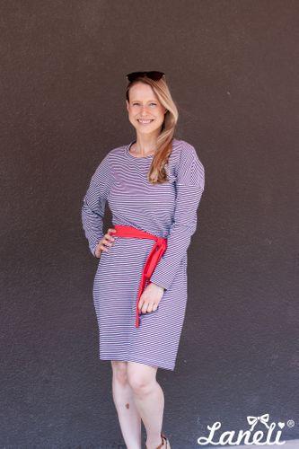 Produktfoto von Laneli zum Nähen für Schnittmuster Kleid #Jules