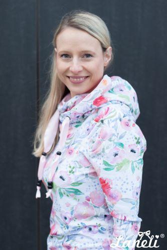 Produktfoto von Laneli zum Nähen für Schnittmuster Pullover/Kleid #Eve