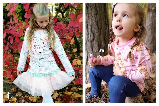 Produktfoto von Engelinchen zum Nähen für Schnittmuster Shirt Julia