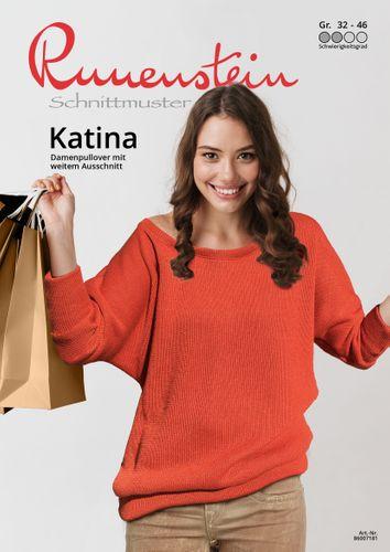 Produktfoto von Runenstein zum Nähen für Schnittmuster Katina