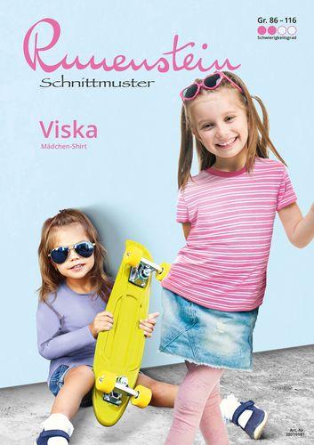 Produktfoto von Runenstein zum Nähen für Schnittmuster Viska 86-116