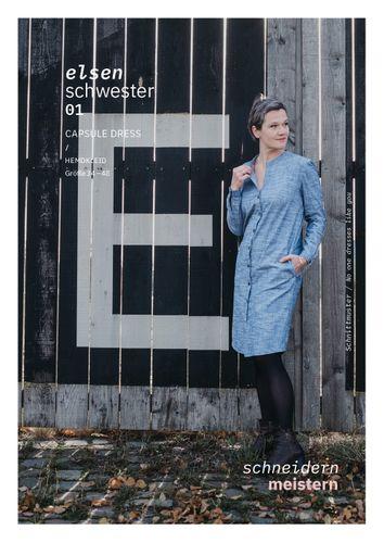 Produktfoto von schneidernmeistern zum Nähen für Schnittmuster Elsenschwester 01
