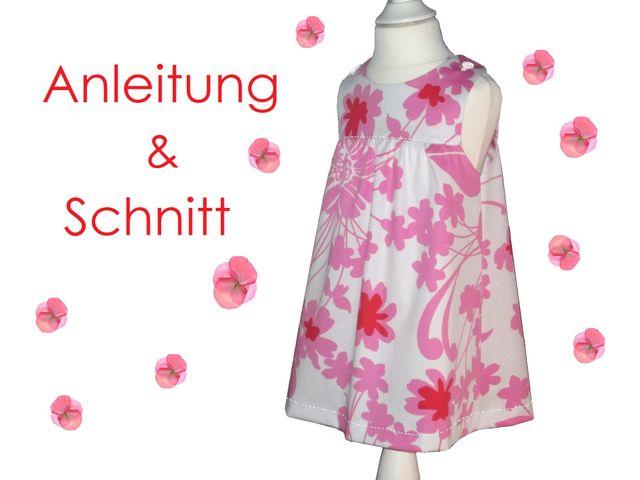 Produktfoto von Lunicum zum Nähen für Schnittmuster Kleid mit Passe