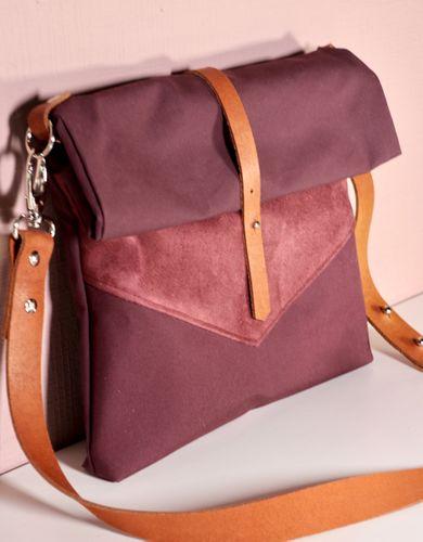 Produktfoto von 11-lein zum Nähen für Schnittmuster Tasche Roja
