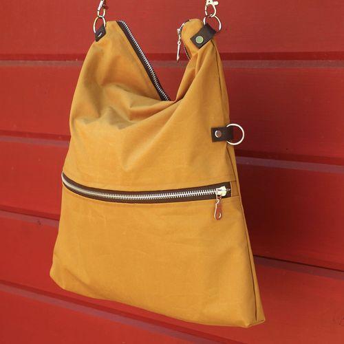 Produktfoto von 11-lein zum Nähen für Schnittmuster Tasche Lara