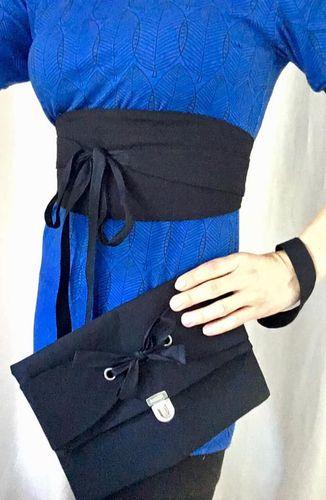 Produktfoto von Frau Ninchen zum Nähen für Schnittmuster Joy
