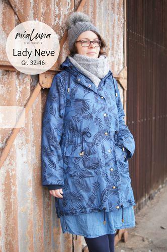Produktfoto von mialuna zum Nähen für Schnittmuster Lady Neve
