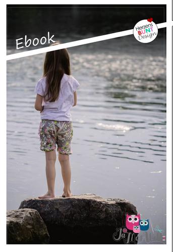 Produktfoto von Herzensbunt Design zum Nähen für Schnittmuster Strandläufer