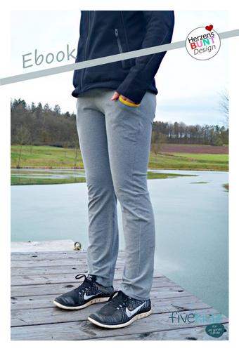 Produktfoto von Herzensbunt Design zum Nähen für Schnittmuster SuperMom