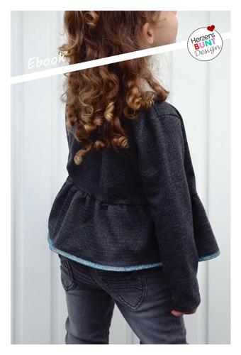 Produktfoto von Herzensbunt Design zum Nähen für Schnittmuster Libella