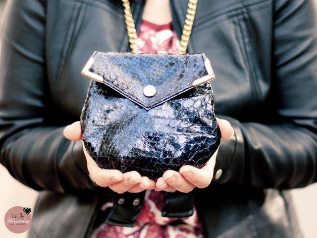 Produktfoto von LaLilly Herzileien zum Nähen für Schnittmuster Minibag Jonabel