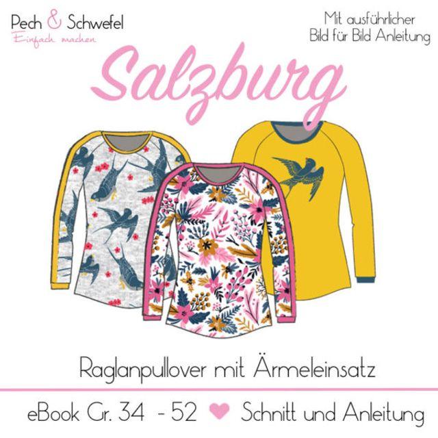 Produktfoto von Pech & Schwefel zum Nähen für Schnittmuster Salzburg