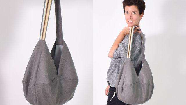 Produktfoto von Leni Pepunkt zum Nähen für Schnittmuster CHUBBY.tasche