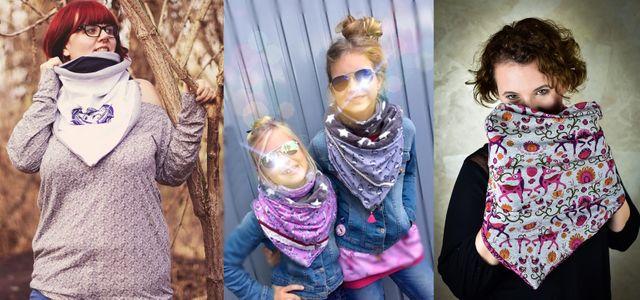 Produktfoto von Frau Ninchen zum Nähen für Schnittmuster Loupina & Loupinchen