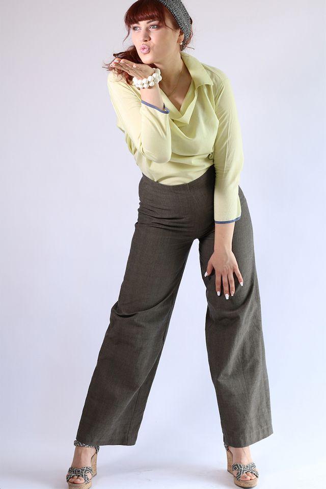Produktfoto von SO Pattern zum Nähen für Schnittmuster Bluse Katha