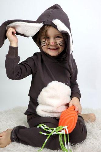 Produktfoto von Engelinchen zum Nähen für Schnittmuster Kostüm Hase