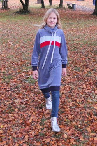Produktfoto von Hummelhonig zum Nähen für Schnittmuster Kinder (Long-)Sweater Reh