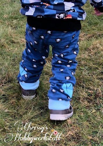 Produktfoto von Engelinchen zum Nähen für Schnittmuster Diamond Baby Pants