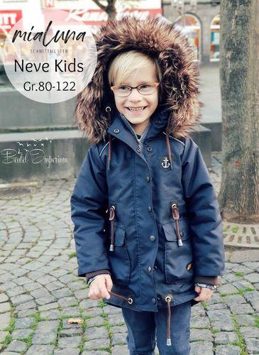 Produktfoto von mialuna zum Nähen für Schnittmuster Neve Kids