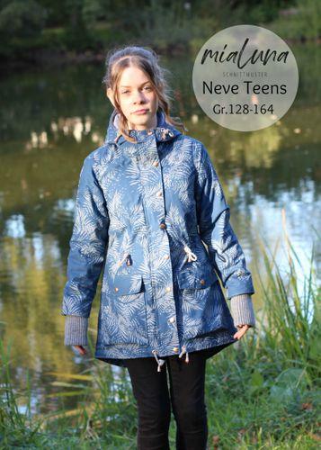 Produktfoto von mialuna zum Nähen für Schnittmuster Neve Teens