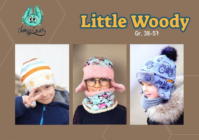 Produktfoto von Annas Country zum Nähen für Schnittmuster Little Woody