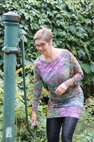 Produktfoto von Schnittmuster Berlin zum Nähen für Schnittmuster Kleid Liv