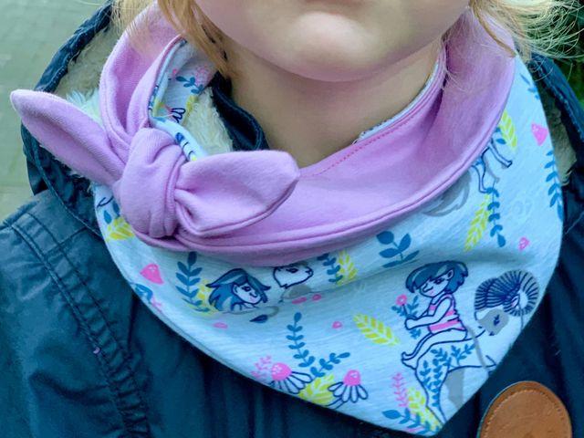 Produktfoto von Zwergnase-Design zum Nähen für Schnittmuster Lovely Loop