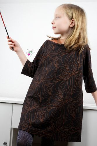 Produktfoto von AmElina Träumelie zum Nähen für Schnittmuster EasyDress