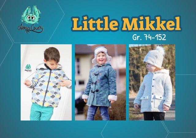 Produktfoto von Annas Country zum Nähen für Schnittmuster Little Mikkel