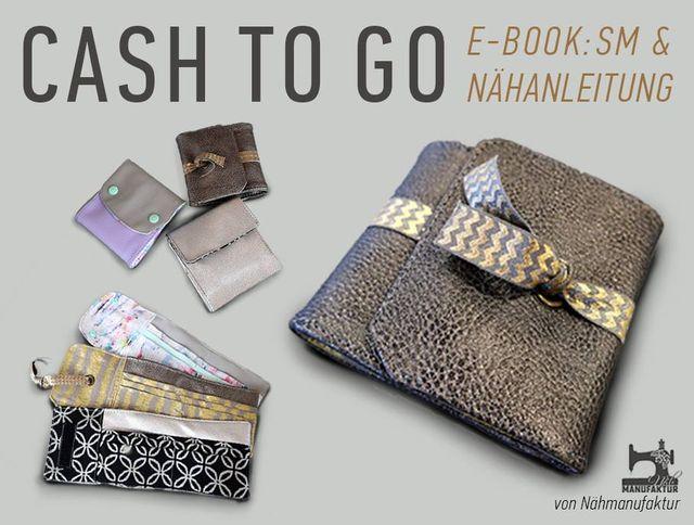 Produktfoto von Näh-Manufaktur zum Nähen für Schnittmuster Cash to go