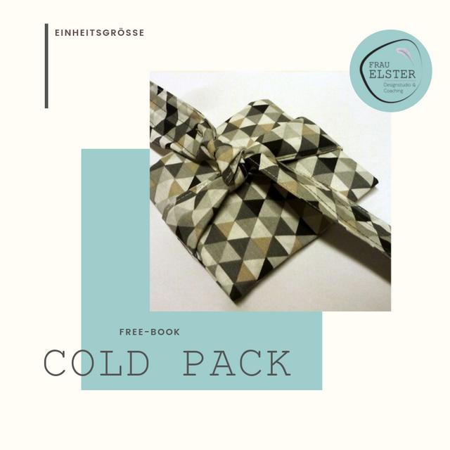 Produktfoto von Frau Elster Designstudio zum Nähen für Schnittmuster Cold-Pack