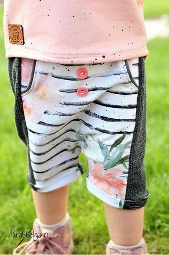Produktfoto von FrleinFaden zum Nähen für Schnittmuster Crazy Shorts 68-98