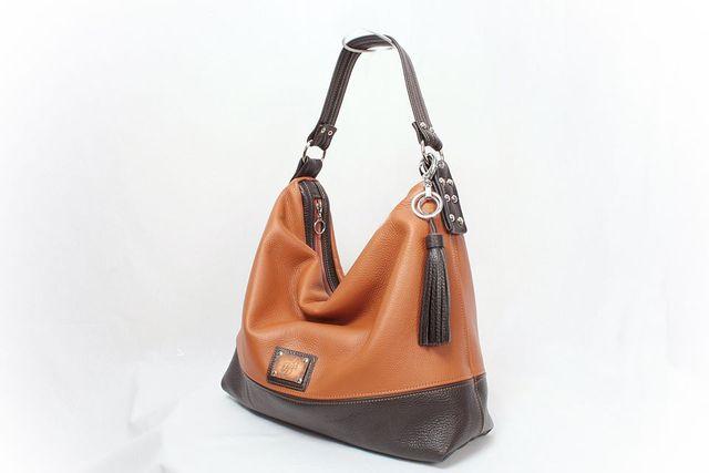 Produktfoto von AKkreativ zum Nähen für Schnittmuster Hobo-Bag Penelope