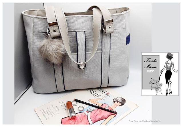 Produktfoto von AKkreativ zum Nähen für Schnittmuster Shopper Miena