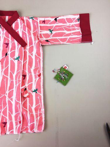 Produktfoto von SO Pattern zum Nähen für Schnittmuster Kimono // Zero Waste