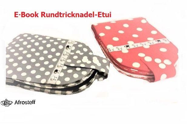 Produktfoto von Afrosteff zum Nähen für Schnittmuster Rundstricknadel-Etui