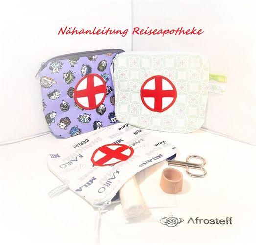 Produktfoto von Afrosteff zum Nähen für Schnittmuster Apotheke to go