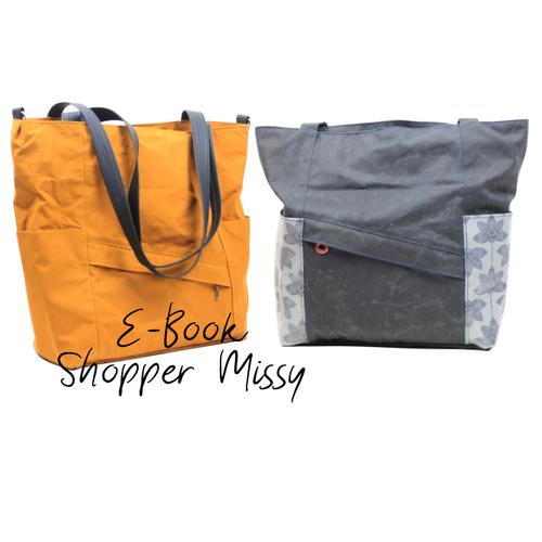 Produktfoto von Zaubernahnna zum Nähen für Schnittmuster Shopper Missy