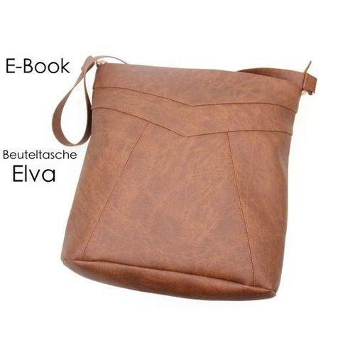 Produktfoto von Zaubernahnna zum Nähen für Schnittmuster Beuteltasche Elva