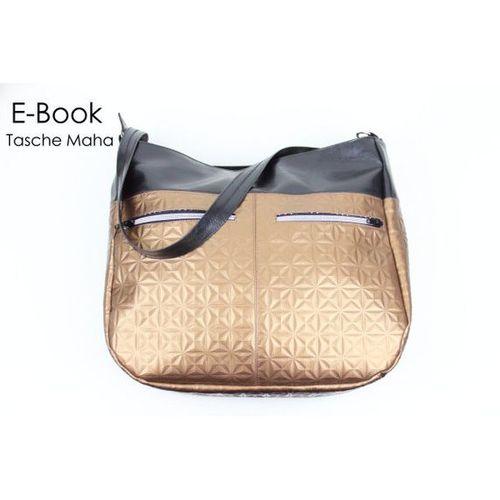 Produktfoto von Zaubernahnna zum Nähen für Schnittmuster Tasche Maha