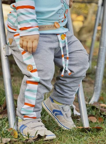 Produktfoto von Näh Bärchen zum Nähen für Schnittmuster Jogging Little