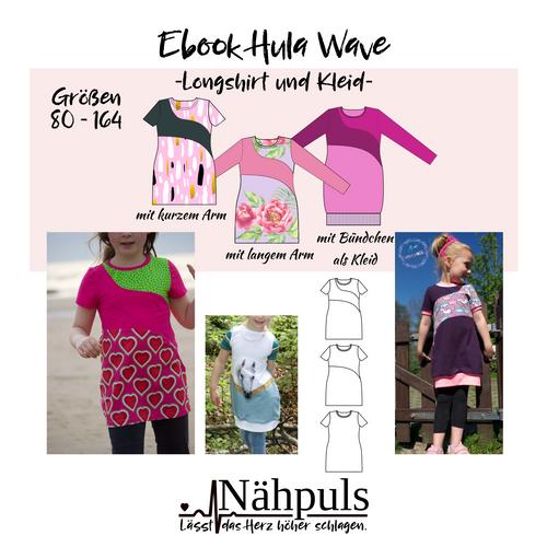Produktfoto von Nähpuls zum Nähen für Schnittmuster Hula Wave