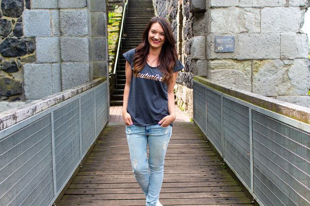 Produktfoto von lemon & mint Couture zum Nähen für Schnittmuster Shirt Turin
