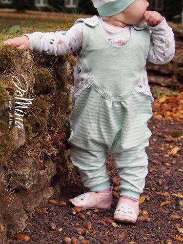Produktfoto von SillySewing zum Nähen für Schnittmuster SillyBabyJumper