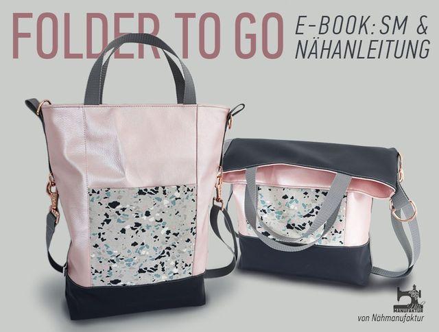Produktfoto von Näh-Manufaktur zum Nähen für Schnittmuster Folder to Go