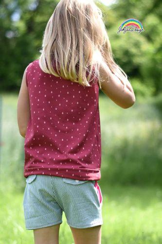 Produktfoto von FrleinFaden zum Nähen für Schnittmuster Taschenklappenhose 104-140